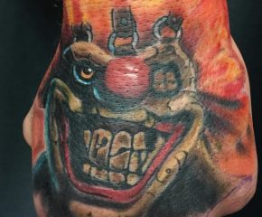 clown aug 25 17