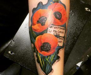 poppys aug 25 17