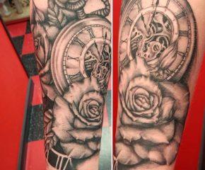 rose clock april 3 2018