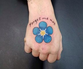 forget me knot june 20
