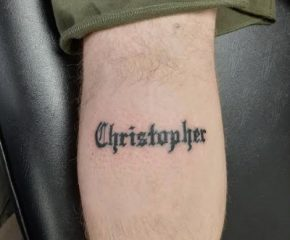 name tattoo aug 12 20