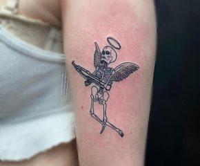 skeleton gun aug 4 21